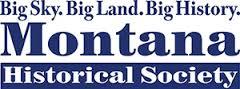 Montana Historical society logo.